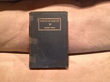 North Of Boston by Robert Frost, Henry Holt & Company 1915, 3rd Ed., Hardcover