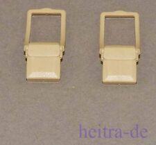 LEGO - 2 x Umhängetasche, Tasche sandfarben ( Tan ) / Bag / Pouch  61976 NEUWARE