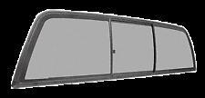 73-98 Ford F series sliding rear window back glass POWER slider
