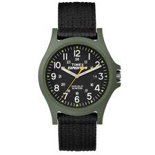 Timex Men's Expedition Camper Watch Black/ Green TW4999800