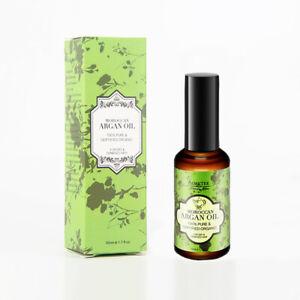 Moroccan Oil Argan Oil Hair Treatment 50ml 100% Pure & Certified Organic