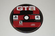 Grand Theft Auto 2 Collectors Edition Sony Playstation PS1 Video Game Disc Only