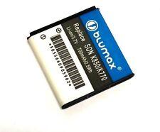 Sony Ericsson BST-38 K850i C905 T650i W580i Akku Accu Batterie Battery Zubehör