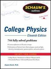 College Physics by Frederick J. Bueche and Eugene Hecht (2011, Paperback)