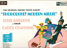 Thoroughly Modern Millie-1967-Soundtrack-[Made In Australia]-13 Track- Record LP