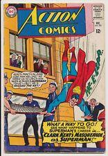 Action Comics #331 DC Comics 1965, Kent's Masquerade, Superman