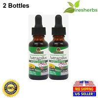 ASTRAGALUS ROOT LIQUID EXTRACT 2,000 MG IMMUNITY BOOST HERBAL SUPPLEMENT 2 FL OZ