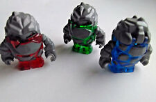 LEGO ROCK MONSTERS X 3 POWER MINERS