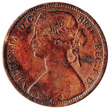 More details for 1872 one penny of queen victoria /very high grade       #jan20