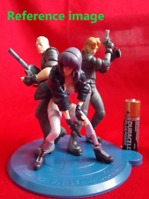 "NEW! Ghost in the shell MOTOKO, BATOU & TOGUSA Figure SET H4.4"" 11cm  / UK DSP"
