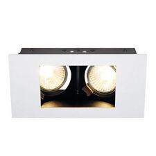 Lampadari da soffitto in acciaio bianco GU10