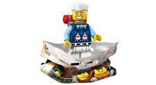 Lego Series Ninjago Movie Zane Mini Figure Minifigure  71019