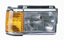 TYC Right Side Halogen Headlight for Ford Bronco F-150 F-250 F-350 1987-1991