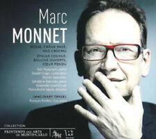 Marc Monnet : Marc Monnet CD Album Digipak 2 discs (2010) ***NEW*** Great Value