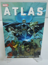 Atlas Return of the Three 3 Dimensional Man TPB Brand New Trade Paperback Comic