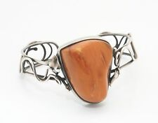 UNIQUE BALTIC AMBER BRACELET .925 STERLING SILVER FREE FAST SHIPPING!!!