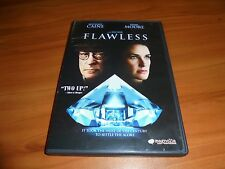 Flawless (DVD, Widescreen 2008) Demi Moore, Michael Caine Used