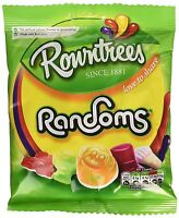 Rowntrees Randoms (150g) - British Sweets/Candy