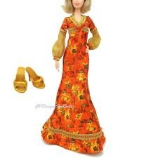 Barbie Fashion Live and Let Die Black Label Gown NO DOLL