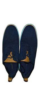 Cole Haan 2.Zerogrand C27902 Mens Blue Mesh Oxfords Wingtip & Brogue Shoes 11