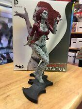 DC Collectibles Batman: Arkham Asylum Poison Ivy Statue, Sculpter: Karen Palinko