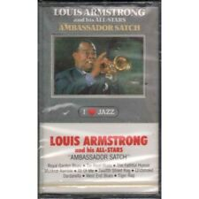 Louis Armstrong And His All-Stars MC7‎ Ambassador Satch /  CBS ‎– 40-21121
