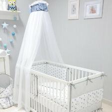Baby Betthimmel Für Babybett/Kinderbett Fliegennetz Moskitonetz Mückennetz xz