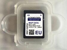 2018 SUZUKI SLDA BOSCH SD CARD KARTE EUROPE SX4 S-CROSS,VITARA, 39921-54PA2