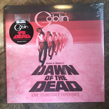 Dawn Of The Dead - Live Experience Gatefold Vinyl - Limited 500 - OOP - Goblin