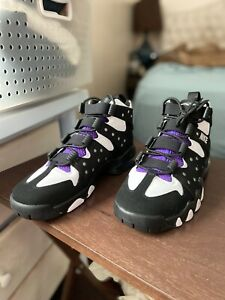 Nike Air Max2 CB 94 Black Purple Size 8.5 Men