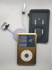 iPod Classic 256GB SDXC - 7th gen, gold (refurbished, new battery + extras)