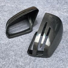 Mercedes Benz G Class G500 G63AMG ML400 W166 Replaced Carbon Fiber Mirror Cover
