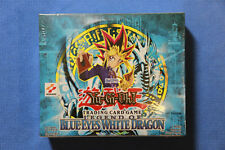 Yugioh LOB 1st Edition Legend of Blue Eyes White Dragon Box - USA English Sealed