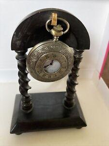 Antique Pocket Watch Stand
