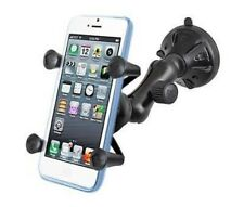 Suction Cup Mount Ram-mount RAP-B-166-UN7U IPHONE 7, 8, 9, with Mount Spring