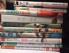 [ Kuroko no Basuke ] Manga Anthology Set of 10 ( Takao, Midorima )