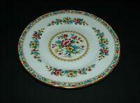 "Coalport Ming Rose Bone China Dessert Salad Plate Scalloped England 8 1/8"""