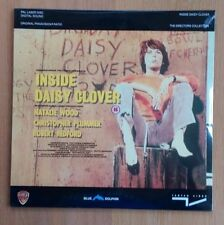 Inside Daisy Clover (1965) - PAL Laserdisc TVL 6 - Brand New Factory Sealed