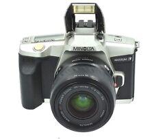 MINOLTA MAXXUM 3 Camera / MAXXUM AF POWER ZOOM 35-80mm 1:4-5.6 Lens