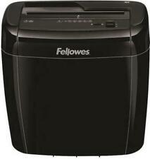 Fellowes 36C Paper Shredder 5 Sheet 12 Litre Cross Cut A4 for Home Office