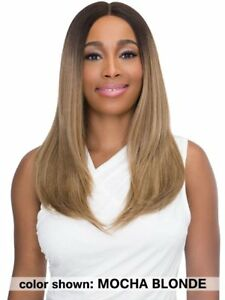NUNU - Swiss Lace Extremely Deep Part Lace Wig - Janet Collection