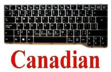Fujitsu Lifebook E733 E734 E743 E744 Keyboard - CA CP672994-03 MP-12S36CUJD853W