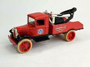 ERTL 1931 Hawkeye Wrecker Bank Standard Oil 1:34 Die Cast 1462 1/34 Tow Truck