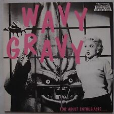 WAVY GRAVY: For Adult Enthusiasts RARE GARAGE psych HORROR vinyl LP NM