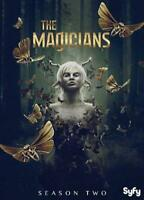 THE MAGICIANS: SEASON 2 SECOND 2ND TWO DVD, FREE EXPEDITED SHIPPING