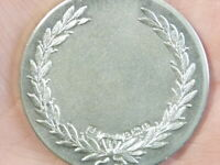 SILVER 1935 The Smallholder Championship Medal 35mm NO WINNER #T24811