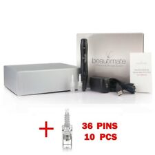beautimate Derma Pen Professional Microneedle System + 14 Cartridges (10x 36Pin)