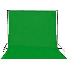 1.45x1m Fotostudio Hintergrund Chromakey Grün Screen Fotohintergrund Studio V5Q1