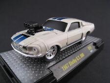 Shelby GT 500  1967  Limitiert 6.880 Stk  M2  1:64  OVP  NEU