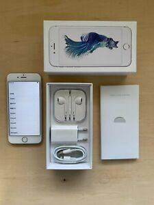 Apple iPhone 6s - 64GB - Silver (Unlocked) A1688